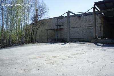 Производственное помещение по адресу ул. Подгорная, 7