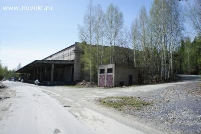 Склад по адресу ул. Подгорная, 7