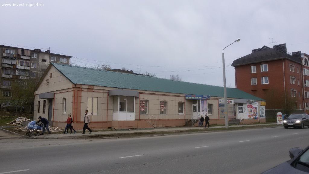 Торговая площадь по адресу ул. Первомайская 97