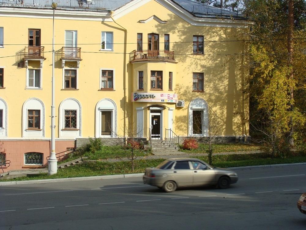 Торговые помещения ул.Ленина,59
